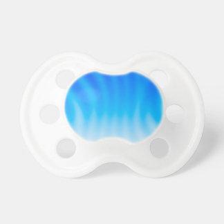 El extracto colorea calor azul chupetes