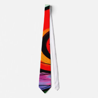 El extracto enrrollado circunda arte corbata personalizada