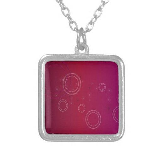 El extracto florece círculos púrpuras grimpolas personalizadas
