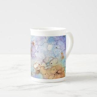 El extracto florece la taza de la porcelana de hue tazas de china
