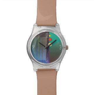 El extracto forma el reloj