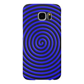 El extracto hipnotizó el azul fundas samsung galaxy s6