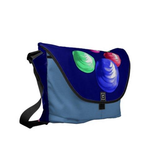 El extracto vetea la bolsa de mensajero bolsas de mensajeria