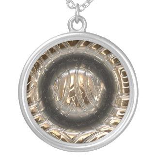 El Extraterrestrial Metals el collar 8-1