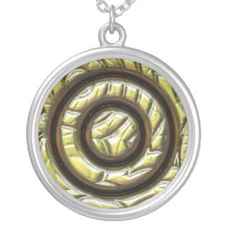 El Extraterrestrial Metals el collar 8-3