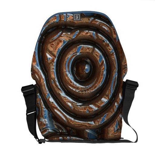 El Extraterrestrial Metals la bolsa de mensajero 8 Bolsa De Mensajería
