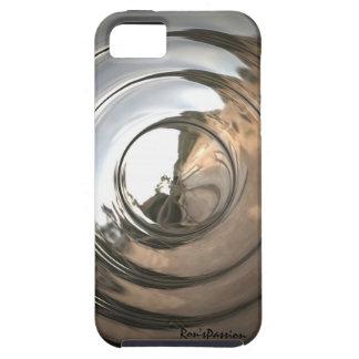 El Extraterrestrial Metals las cajas de la mota Funda Para iPhone SE/5/5s