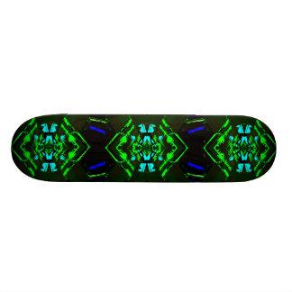 El extremo diseña la cubierta 445CricketDiane del  Patineta Personalizada