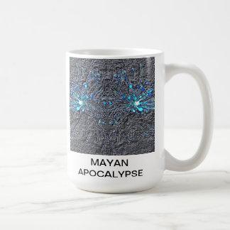 el extremo mide el tiempo de cuppa tazas de café