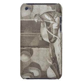 El fabricante de cesta, de los artes y de los iPod touch carcasa