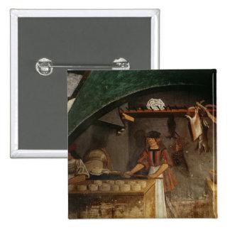 El fabricante de la empanada pin cuadrado