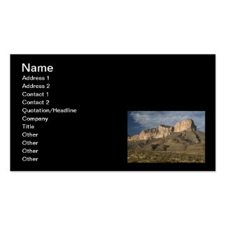 El fabricante de la nube tarjetas de visita