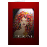 El Faerie le agradece tarjeta de felicitación