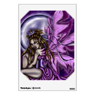 """""""El Faery Oracle de la sombra de Rhiannon"""" Vinilo Decorativo"""