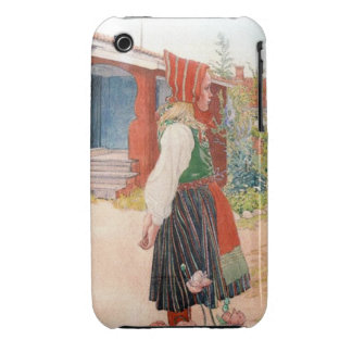 El Falun Carl Larsson casero Case-Mate iPhone 3 Cobertura