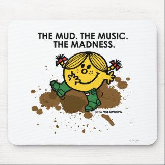 El fango la música la locura mousepads