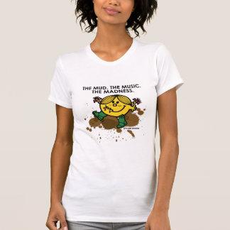 El fango la música la locura camisetas