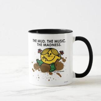 El fango la música la locura taza