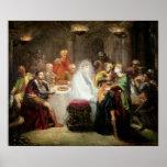 El fantasma de Banquo Poster