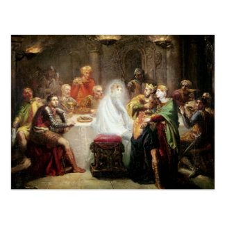 El fantasma de Banquo Postales