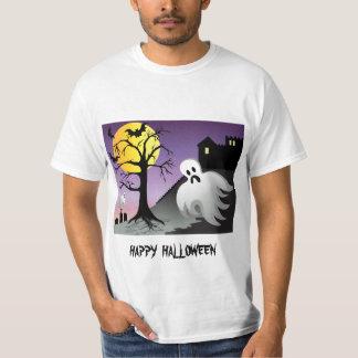 El fantasma de Halloween golpea el 10% de venta Remera