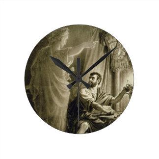 El fantasma de Julio César en el juego de Guiller Reloj