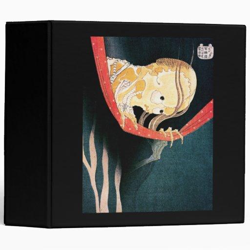 El fantasma de Kohada Koheiji, Hokusai