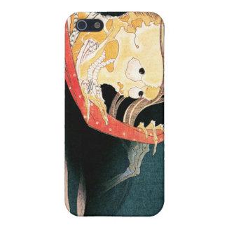 El fantasma de Kohada Koheiji, Hokusai iPhone 5 Carcasa