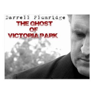El fantasma del parque de Victoria Darrel Plumridg Postal
