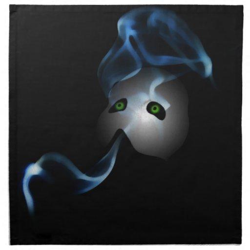 El fantasma servilletas