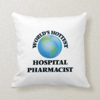 El farmacéutico más caliente del hospital del cojin