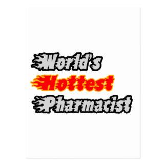 El farmacéutico más caliente del mundo tarjeta postal