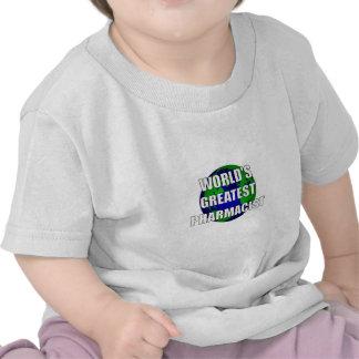 El farmacéutico más grande del mundo camisetas