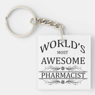 El farmacéutico más impresionante del mundo llavero