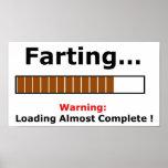 el farting por completo poster