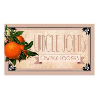 El favor anaranjado el de las galletas de tío Ju