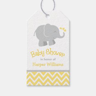 El favor de la fiesta de bienvenida al bebé del etiquetas para regalos
