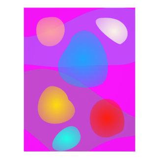 El favorito colorea arte tarjetas informativas