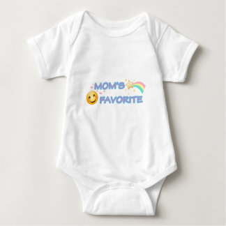 El favorito de la mamá body para bebé
