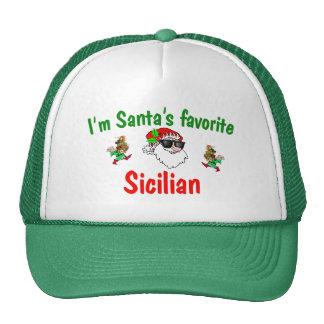 El favorito de Santa siciliano Gorro