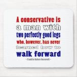 El FDR define a los conservadores más oscuros Tapetes De Ratón