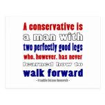 El FDR define a los conservadores más oscuros Tarjetas Postales