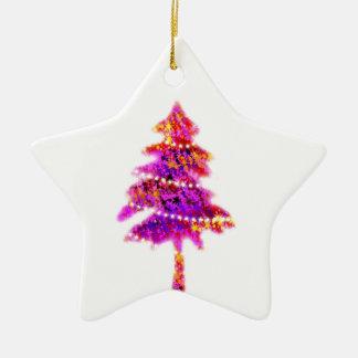 El feliz árbol del día de fiesta del navidad ornamento para reyes magos
