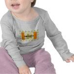 El feliz cumpleaños protagoniza la ropa del bebé camisetas