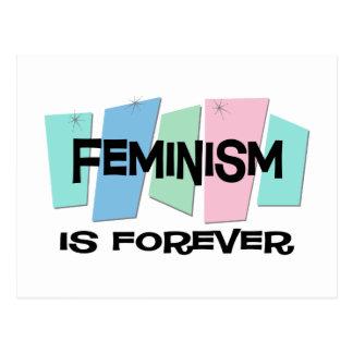 El feminismo es Forever Postal