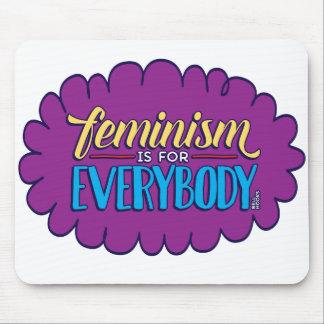 El feminismo está para Everbody Tapete De Ratones
