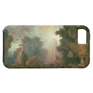 El Fete en la Santo-Nube (aceite en lona) (para el Funda Para iPhone SE/5/5s