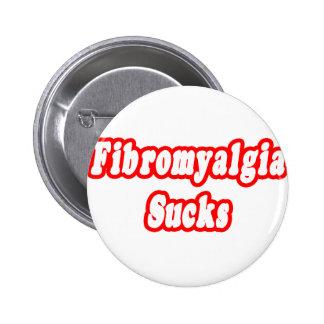 El Fibromyalgia chupa Pins