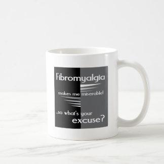 El Fibromyalgia me hace desgraciado… Taza De Café