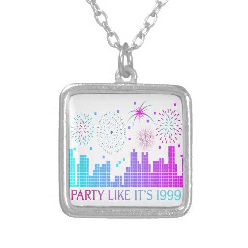El fiesta como él es 1999 - ciudad púrpura joyerias